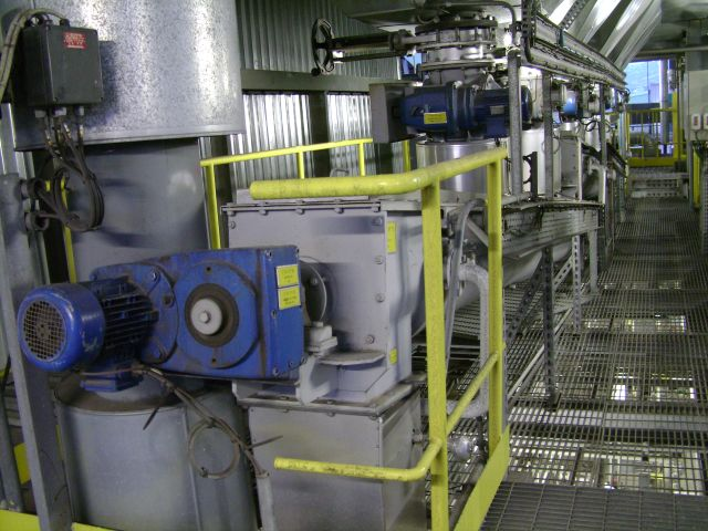 RULA ulk aterials Handling for Pneumatic conveying systems